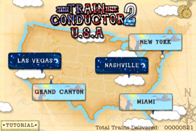 Train Conductor 2: USA - USA map