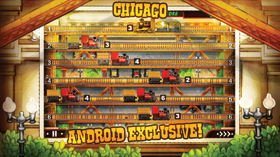 Brand new level! Chicago is exclusive to Android!