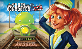 Train Conductor 2: USA - arriving soon on Android!